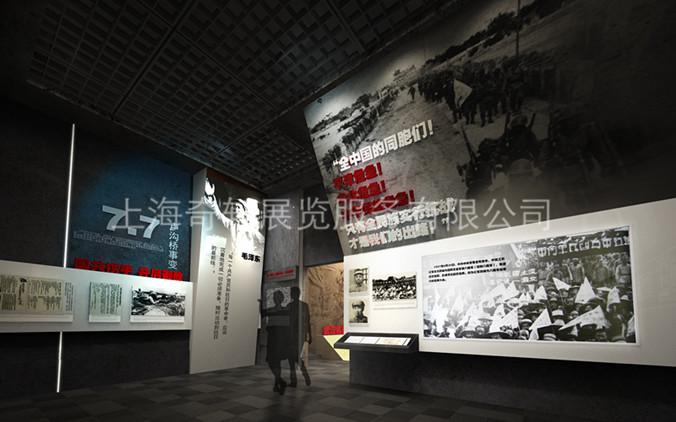 武汉博物馆由上海展览公司设计