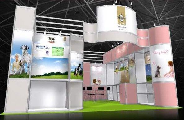 上海Beplay下载搭建TCT展会13000平米米如何搭建的