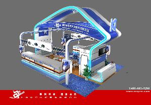 康尼机电-54平方-电子展